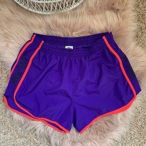 VS PINK track shorts